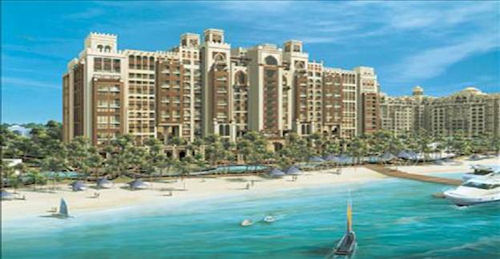 The Fairmont Palm Jumeirah Hotel 5 Star Dubai Condo Hotel