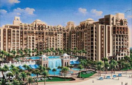 The Fairmont Palm Jumeirah Hotel 5 Star Dubai Condo Hotel